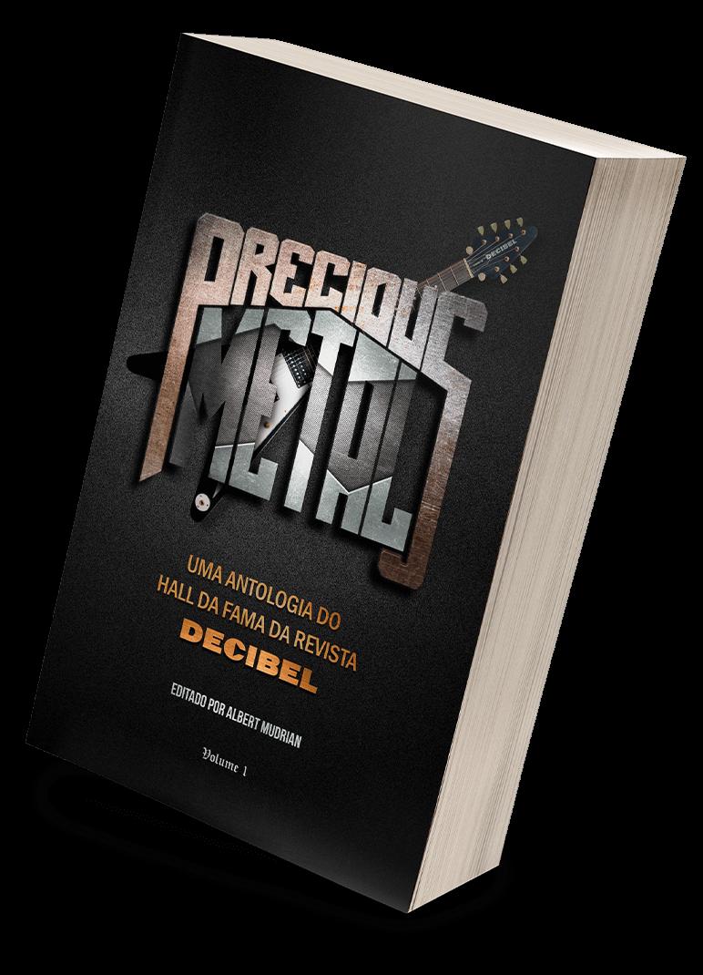 Capa do livro Precious Metal